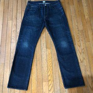 J Crew VTG Slim Handcrafted Selvedge Jeans 32x32